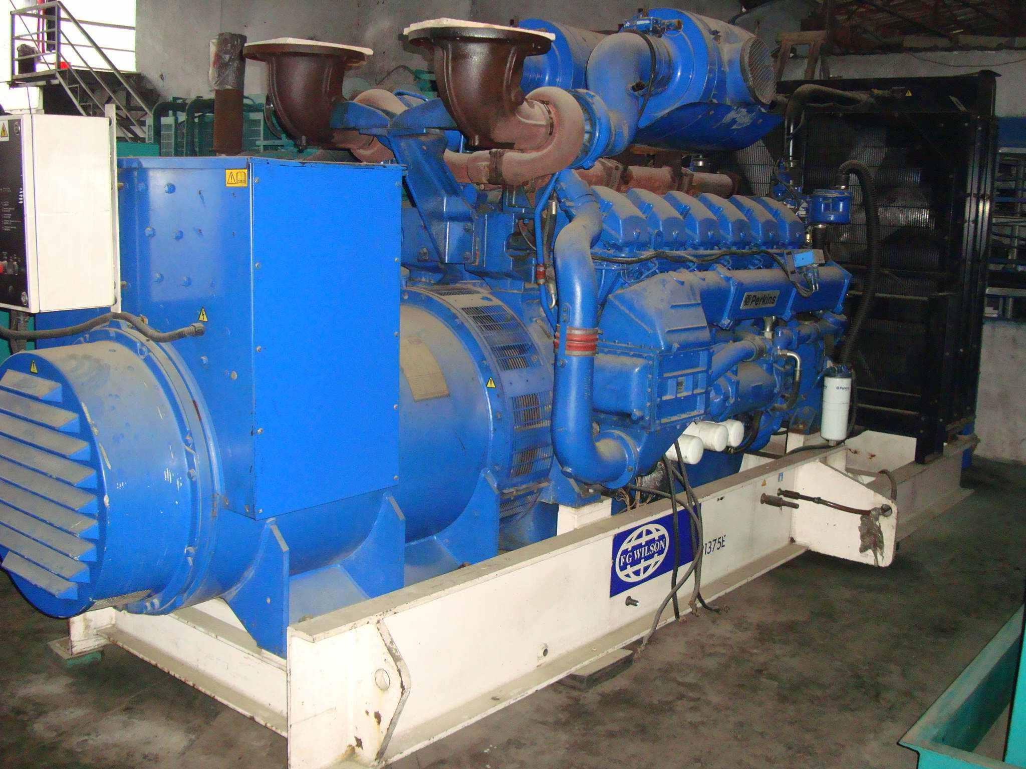 海南发电机回收