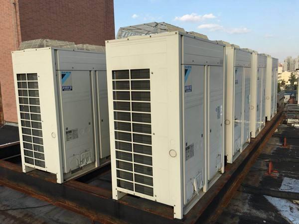 海南中央空调回收